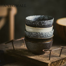 Antowall японская Ретро рисовая чаша домашняя стандартная керамическая
