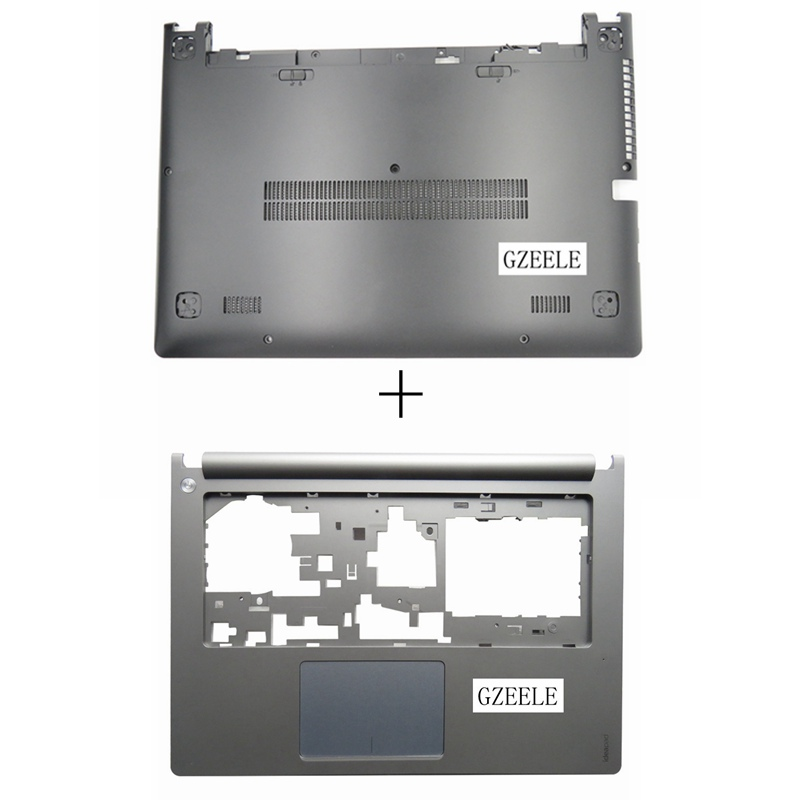 NEW FOR Lenovo FOR Ideapad S400 S405 S410 S415 C Shell Keyboard Bezel Palmrest Cover Without Touchpad &Bottom Case