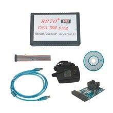 R270+ CAS4 BDM Programmer For BW Auto Key Programmer R 270 V1.20 Key Prog Car OBD2 Diagnostic Tool Scanner