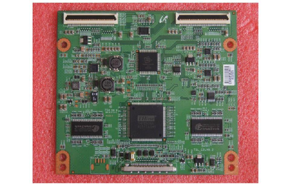 TSL C2LV0.2 TSL_C2LV0.2 / POWER supply logic board LCD BoarD KLV 46EX600 LTY460HM02   T CON connect board|board lcd|board board|board power supply - title=