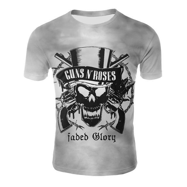 Guns N Roses Tshirt