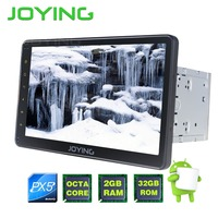 JOYING 2 Din 10 1 Big Touch Screen Android 6 0 PX5 Octa Core 2GB 32GB