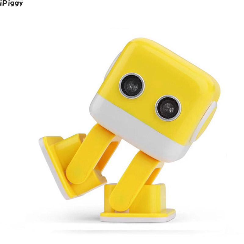 Aus Dem Ausland Importiert Ipiggy Wltoys F9 Cubee App Control Intelligente Tanzen Geste Rc Roboter Rtr-gelb/blau Spielzeug Roboter Für Kinder Geschenk SchöNe Lustre Sammeln & Seltenes