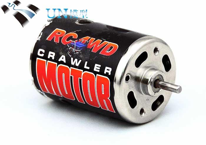 RC 4WD 540 RC Climb Vehicle Brush Electric Motor 35T 45T 55T 65T 80T Z E 0005 rc track m ...