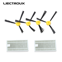 For B6009 Liectroux Original Spare Parts Pack For Robot Vacuum Including Side Brush X 4pcs
