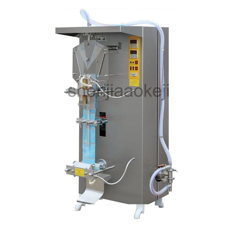 Automatic Liquid Packing Machine Liquid Packager liquid filling and sealing machine liquid packing machine 110v / 220v