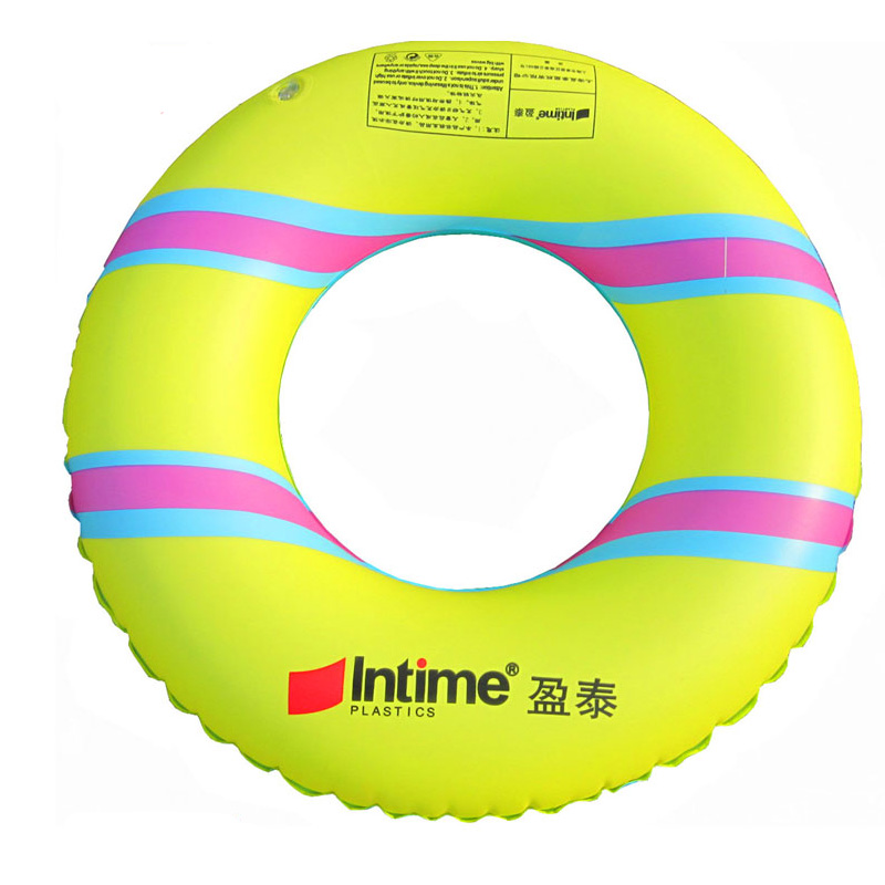 Inflatable Baby Swimming Pool Tube Inflatable Swim Along Rings for Kids Children