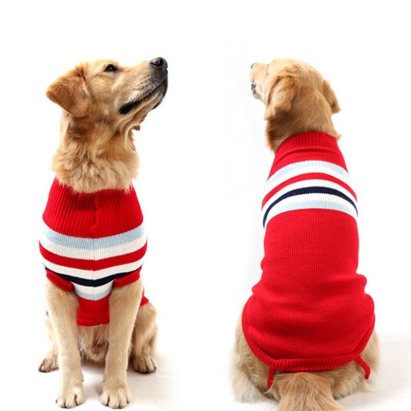 Moda Cómoda Xs-Xxxl Perro Grande Mascota Pull Cute Dog-5363
