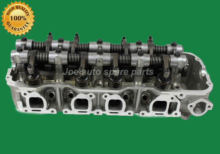 US $282 69 26% OFF|Z24 complete Cylinder head assembly/ASSY for Nissan D21  2388cc 2 4L 1983/89 11041 22G00/11041 13F00/11041 20G13-in Cylinder Head