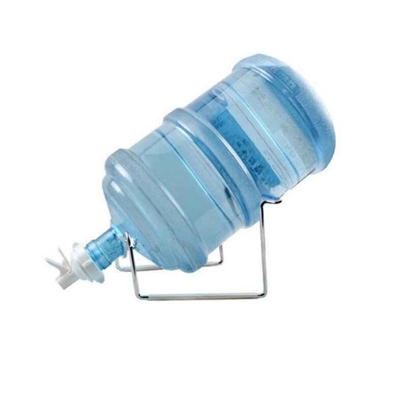 Открытый кронштейн для чистой воды, баррелед для дома, кухни, воды, пеших прогулок, полка для воды, давление, перевернутая сушка с поддоном