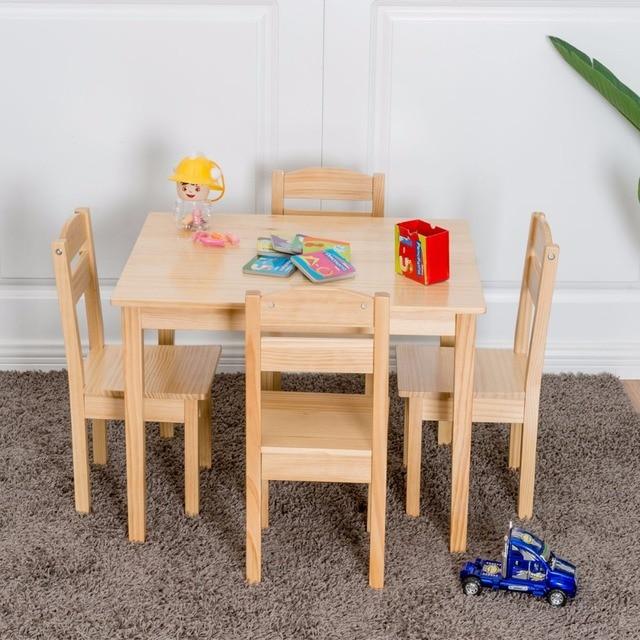 5 Piece Children's Table/Chair Set  2