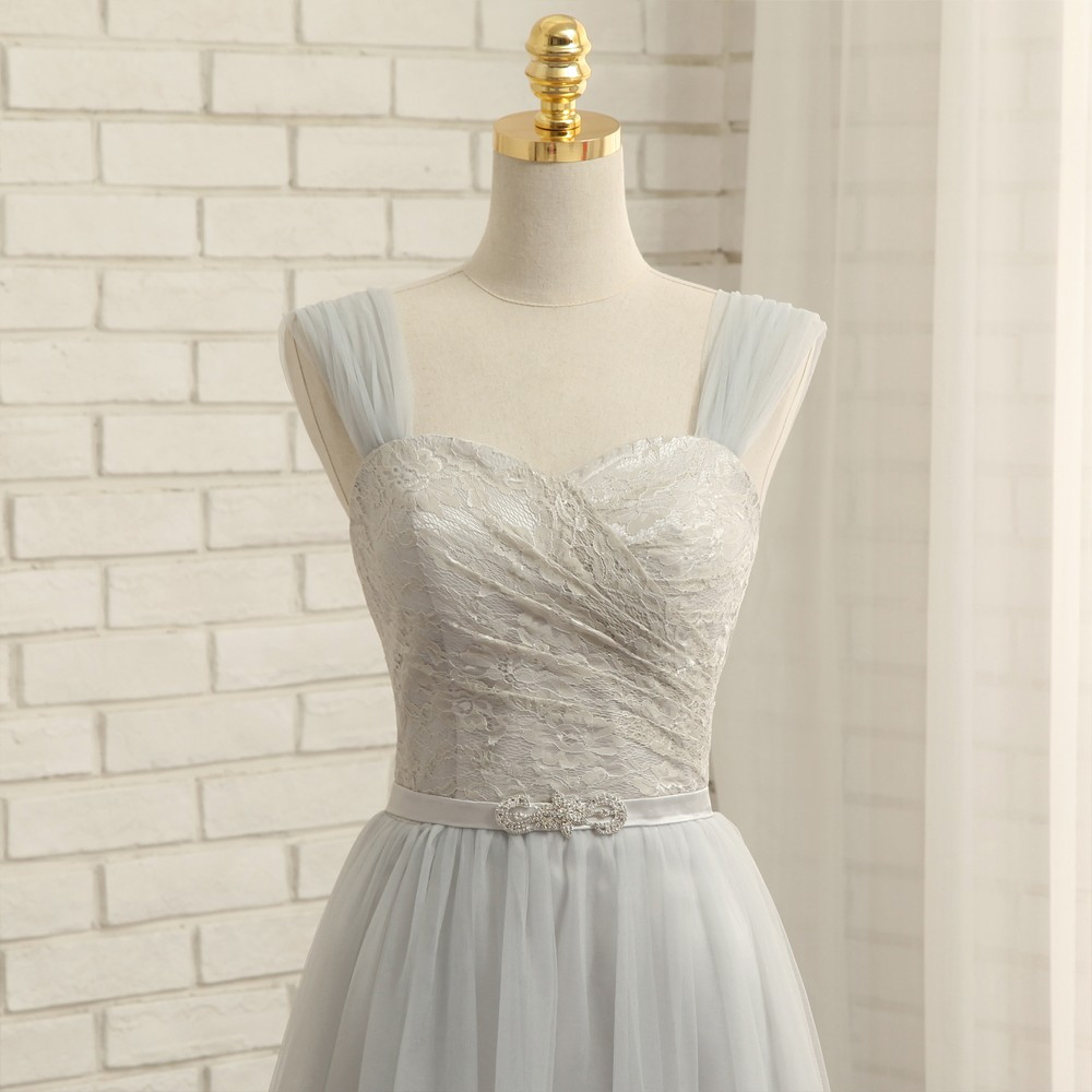 Online shop hvvlf 2017 cheap bridesmaid dresses under 50 a line online shop hvvlf 2017 cheap bridesmaid dresses under 50 a line sweetheart tulle lace silver long wedding party dresses aliexpress mobile ombrellifo Image collections