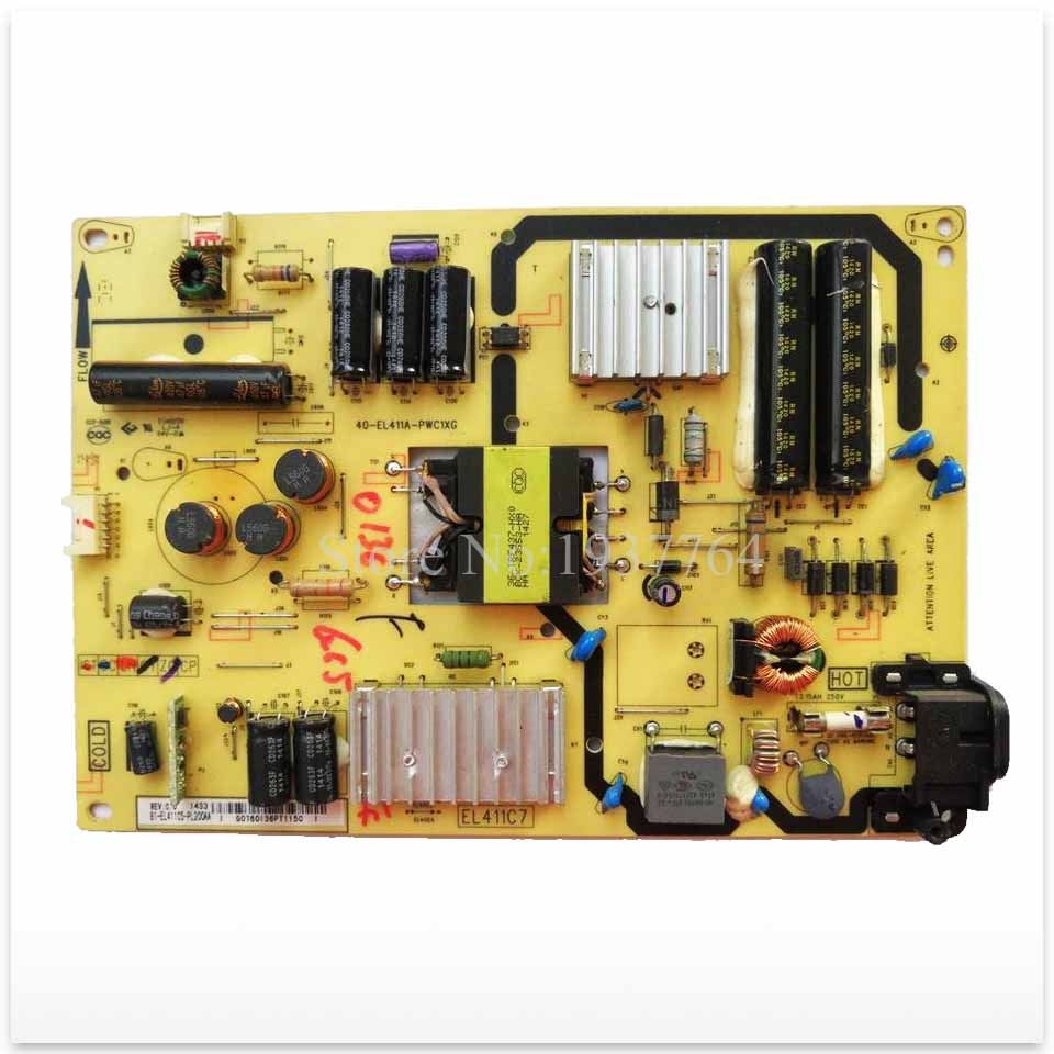 original board for 40-EL411A-PWC1XG power supply board used original board for 40-EL411A-PWC1XG power supply board used