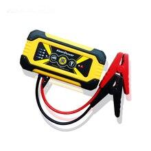 Estilo de la manera 12 V 600A/900A Batería de Refuerzo de Energía Buster Coche-Stlying Coche Dispositivo de Arranque Salto de Arranque de Alta capacidad