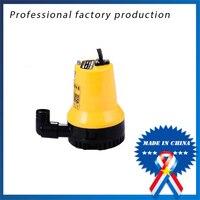 12vV/24V DC Garden Mini Submersible Fish Pump Cold Water Circulation pump