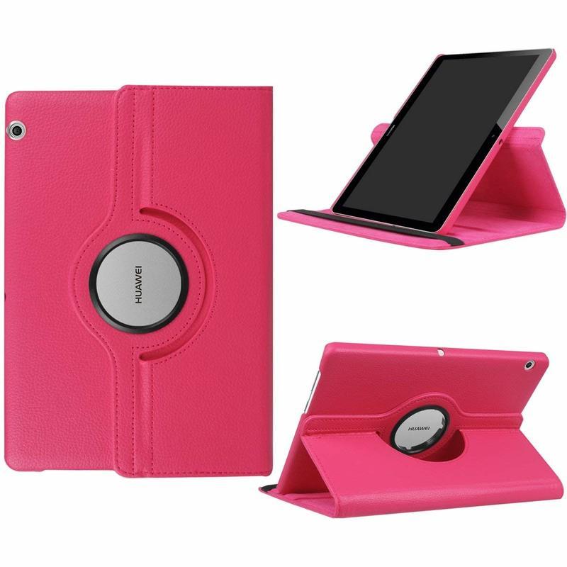 Чехол для Huawei MediaPad T3 10 AGS-W09 AGS-L09 360 Вращающаяся подставка флип чехол для планшета для Huawei MediaPad T3 10 стекло