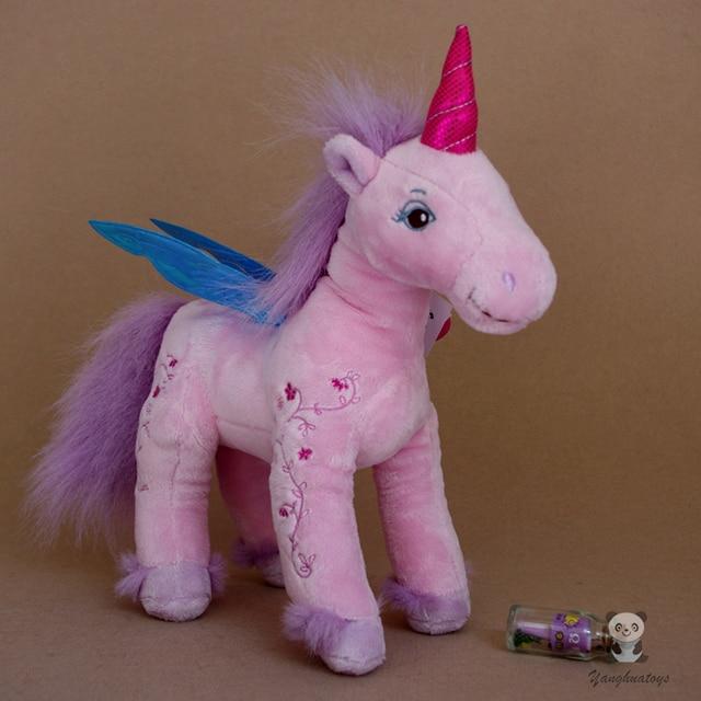 Plush Toy Gifts Pegasus Unicorn Doll Simulation Stuffed Animals Kids