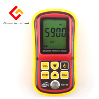 GM100 Ultrasonic Thickness Gauge Tester Metal Width Measuring Instrument 1.2~220mm (Steel) Sound Meter Diagnostic tool