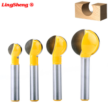 8mm Shank 1PC Ball End Round Carving Bit router bit woodworking router bits carbide bit Woodworking недорго, оригинальная цена