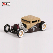 1/64 Scale Maisto Classic Vehicles Diecast Miniature Model 1929 Vintage Car Collection Gift