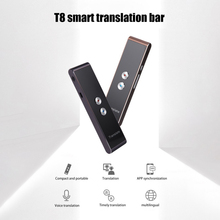 Smart Speech Voice Translator Two-Way Real Time 30 Multi-Language Translation For Learning Travel Business Meeting Dropshipping portable smart two way real time multi language voice pocket translator for 40 languages learning travel meeting translators