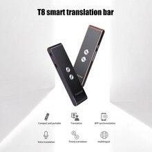 купить Smart Speech Voice Translator Two-Way Real Time 30 Multi-Language Translation For Learning Travel Business Meeting Dropshipping по цене 2161.37 рублей