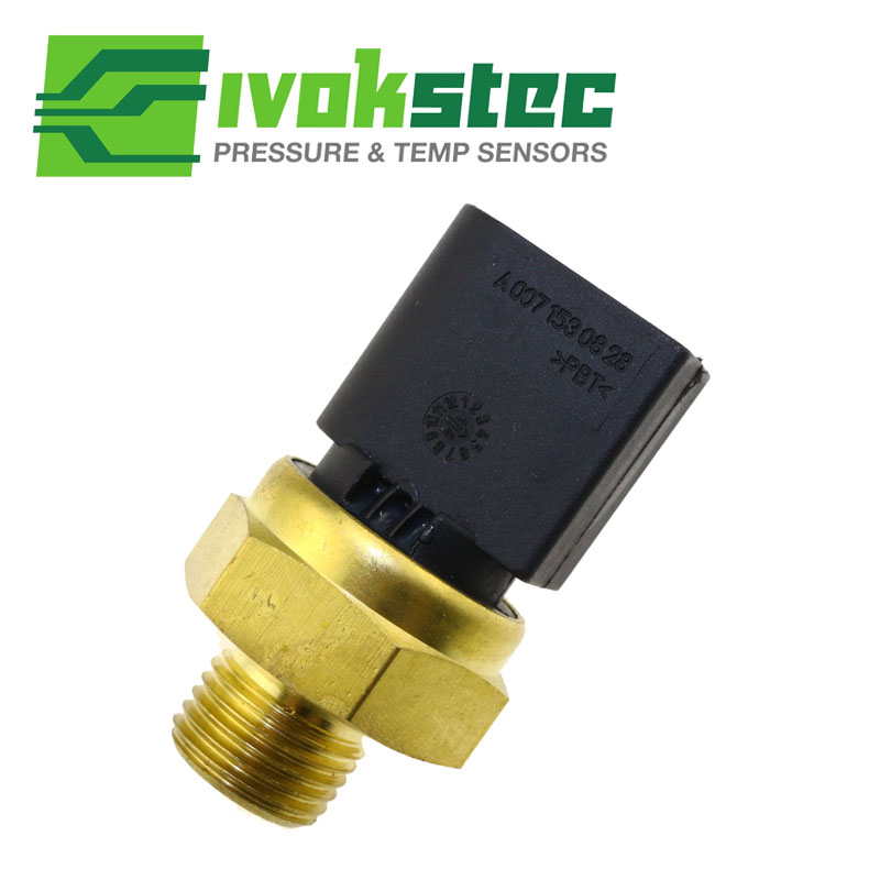 Oil Pressure Sensor Switch For Detroit Diesel DD15 DD13 50 MERCEDES-BENZ  ATEGO Axor Actros Adblue 600 609 4000 A0071530828