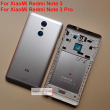NEW For Xiaomi Redmi Note 3 Redmi Note 3 Pro Metal Back Rear Battery Housing Protective