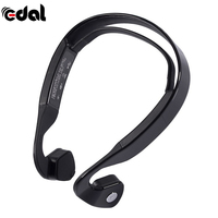 2017 Wireless Bluetooth 4 0 Bone Conduction Wireless Stereo Headset Sports Headphone For Running