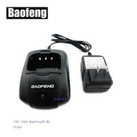 עבור baofeng מקורי מטען שולחני עבור Baofeng שני הדרך רדיו UV-B5 UV-B6 (סוג אירופה או ארה