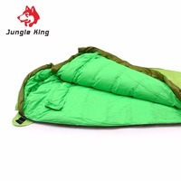 Winter Sleeping Bag Cold Temperature Sleeping Bag For Winter Portable Duck Down Nylon Sleeping Bag Outdoor