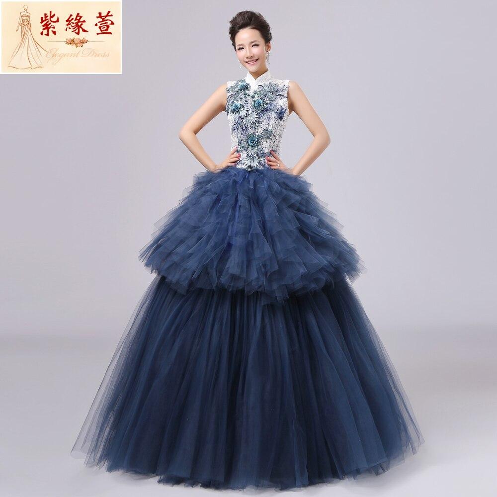 wedding dresses dark blue navy blue wedding dress Wedding Dresses Dark Blue 54