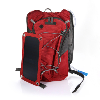 Solar Outdoor Lightweight Backpack 1