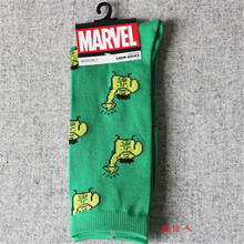 Marvel Superhero Long Socks | Superman/Captain America Long Socks