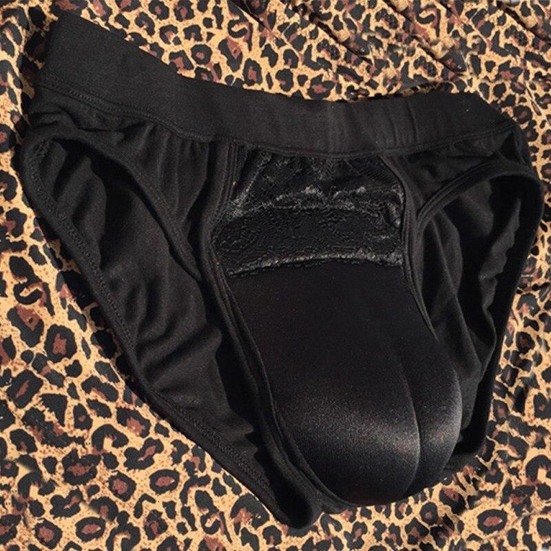 Seluar dalam vagina Shemale Panty Vagina untuk Crossdresser - Penjagaan kesihatan - Foto 2