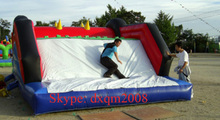 2016 PVC inflatable sports game inflatable playground for kids entertainment