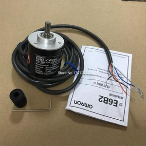 Image 4 - Бесплатная доставка, E6B2CWZ6C OMRON роторный энкодер, E6B2 CWZ6C 20 30 40 60 100 200 360 400 500 600 1000 1024 1800 2000 2500P/R 5 24 В