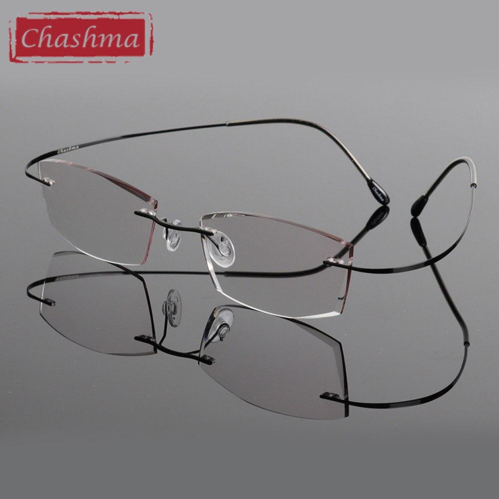 Chashma бренді B Titanium Ultra Light Tint Glass Ерлерге - Киімге арналған аксессуарлар - фото 6
