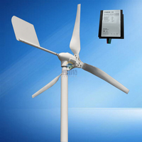 800W Rated Power 600w Windmill With Wind Charge Controller