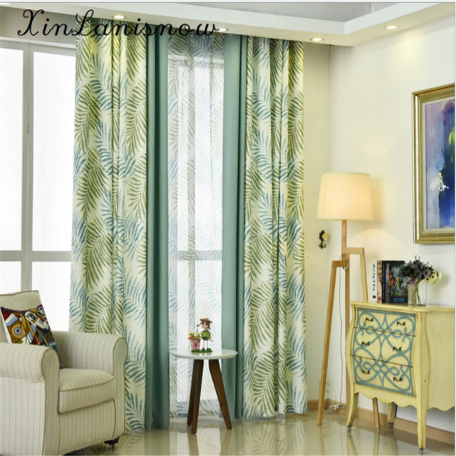 Rural Locations More Active Environmental Protection Printing Velvet Hemp  West Rilla Curtain Cloth Curtain Sand Large