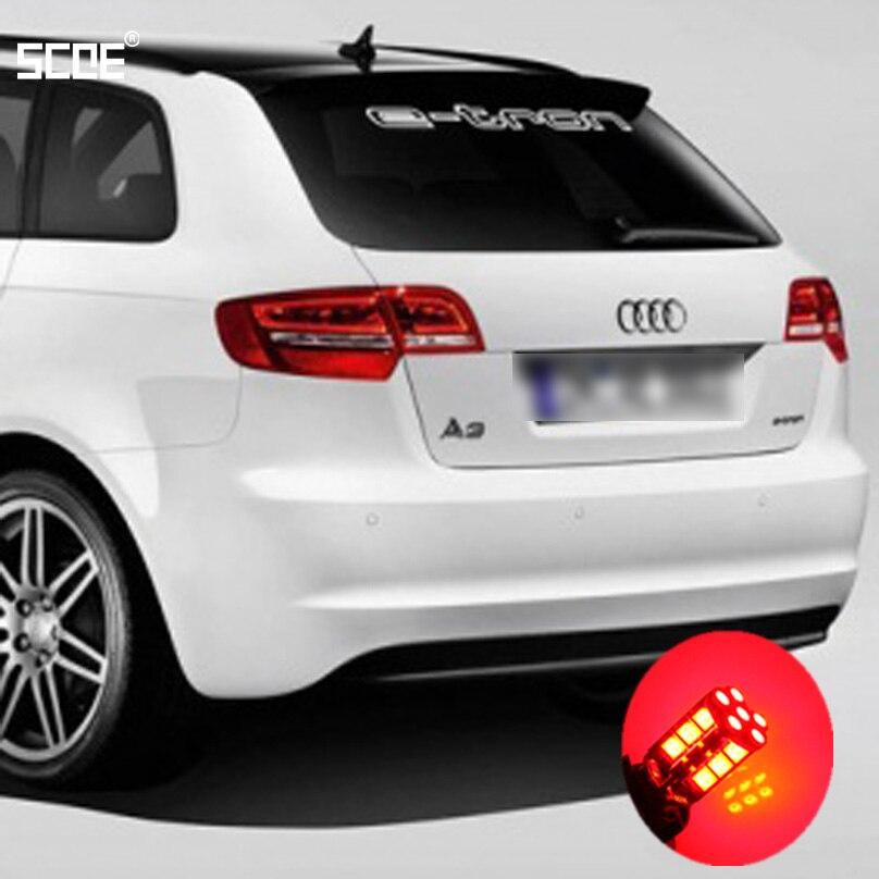 For Audi A3 A4 B8 Allroad A4 B8 Avant Scoe 2015 New 2x 22smd Led