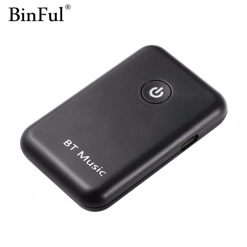 Bluetooth 4.2 Bluetooth USB Wireless Transmitter Receiver Adapter 3.5mm AUX Audio Music Emitter Adaptor Dongle for Computer TV
