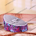 FREE SHIPPING baby bean bag seat cover with 2pcs gray up cover baby bean bag fabric sofa chair baby bean bag chair