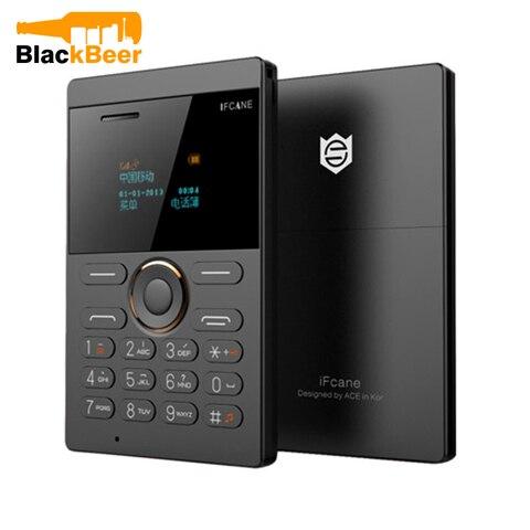 Mosthink IFcane E1 AIEK X8 GSM 2G Cellphone Mini Mobile Phone ultra thin credit card Button Single SIM FM Radio Mp3 mini phones Pakistan