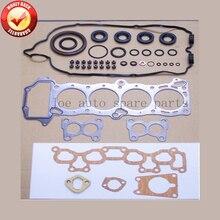 GA16DE Двигателя полный комплект прокладок комплект для Nissan Primera Almera/1.6L 1597cc 1993-2000 10101-57Y87 10101-74Y87 430351 P