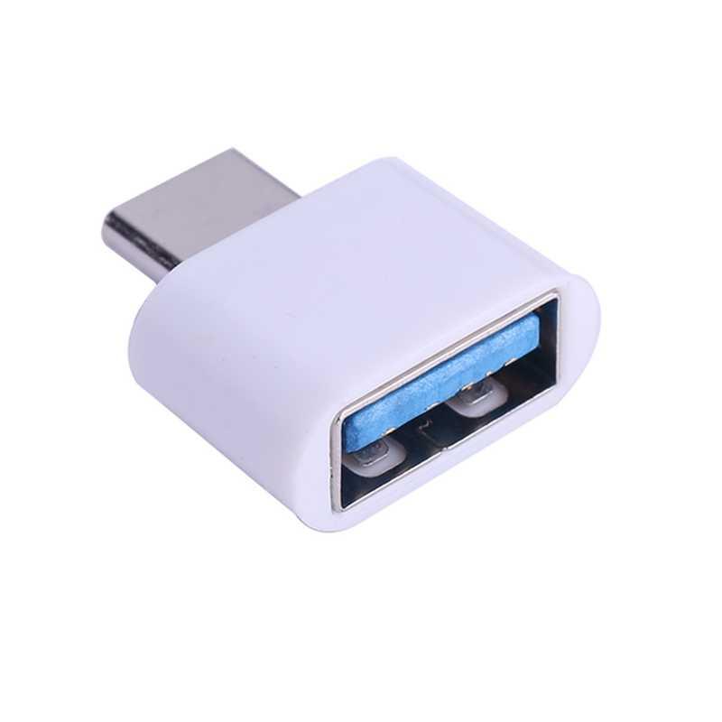 المصغّر usb وتغ 2.0 عناق تحويل نوع-C وتغ محول لالروبوت الهاتف لسامسونج كابل قارئ بطاقات فلاش محرك كابل OTG قارئ