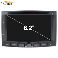 4+32G Android 9.0 Car Radio GPS Navigation Multimedia Stereo For PEUGEOT 3008 For Peugeot 5008 2009 2011 Auto Audio DVD WIFI IPS