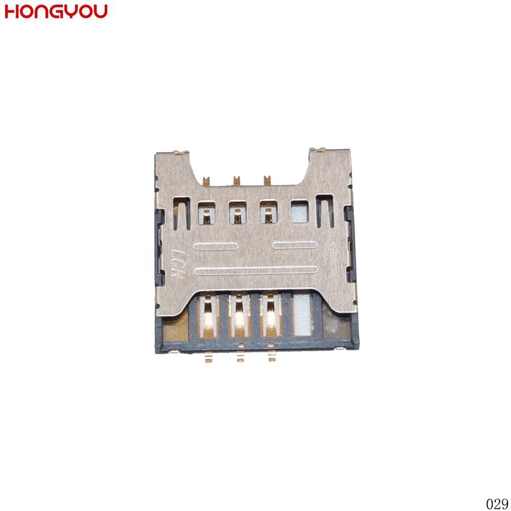 20PCS/Lot For Samsung Galaxy I9250 I9003 I8700 I9070 SIM Card Socket Reader Holder
