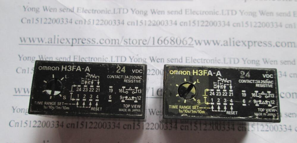 relay H3FA-A-24VDC H3FA-A-24V H3FAA-24VDC H3FA-A 24VDC H3FA H3FAA DC24V 24VDC DIP12 2pcs/lot hot new relay nf2e 24v nf2e 24vdc nf2e24v nf2e 24vdc dc24v 24v dip9 2pcs lot
