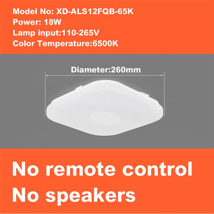 LED Lights Music 25W 32